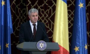 Ceremonia oficială de lansare a Președinției României la Consiliul Uniunii Europene-Florin Iordache-Guv.ro