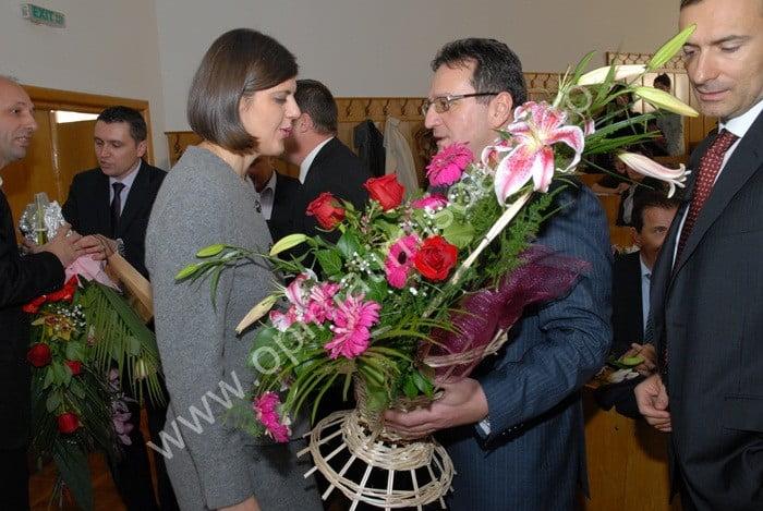 Sustinerea tezei de doctorat a Laurei Codruţa Kovesi la Timisoara (3)