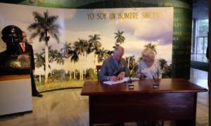 Vizită istorică în Cuba-Twitter-QMagazine