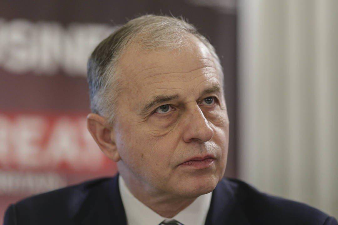 Mircea Geoană lett a NATO második legerősebb embere